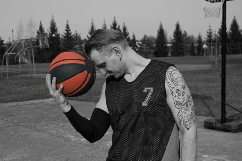 Artiom. Gatvės krepšinis