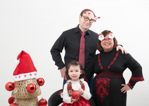 Varanavičius family X-mas