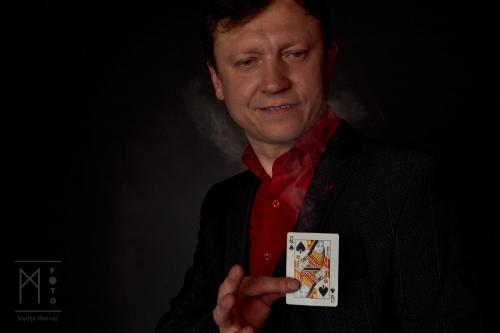 Ilizionistas - Fokusininkas Jonas Palionis