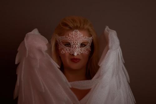 Olga. Tamsioji ir šviesioji angelo pusė.